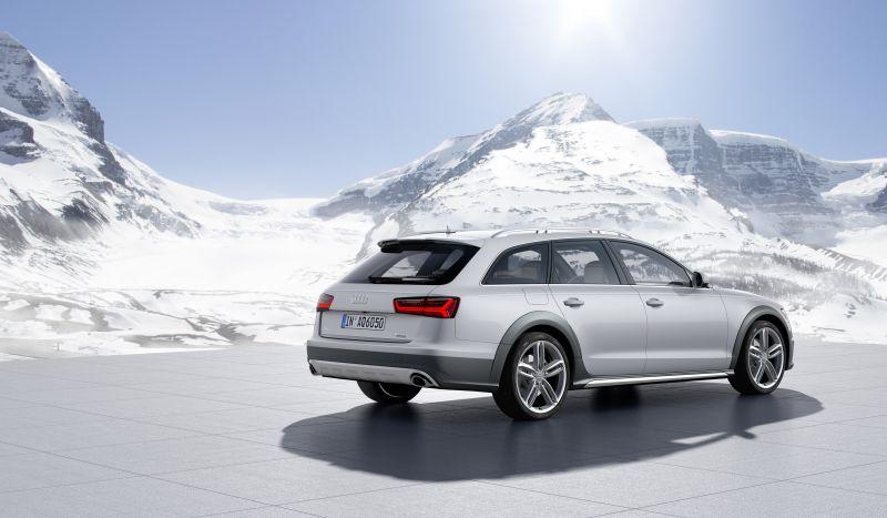 Audi A6 Allroad Quattro 4g C7 Facelift 2014 3 0 Bitdi V6 320 Hp Quattro Tiptronic
